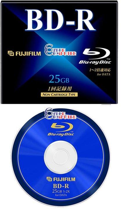 117c943d9c86 Fujifilm Blu-Ray BD-R