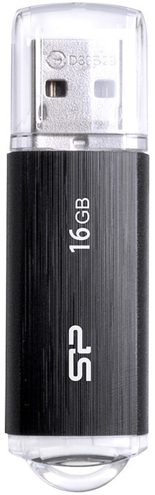 Silicon Power Ultima U02 16GB, černá