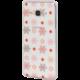 EPICO pružný plastový kryt pro Samsung Galaxy J5 (2016) COLOUR SNOWFLAKES  + EPICO Nabíjecí/Datový Micro USB kabel EPICO SENSE CABLE