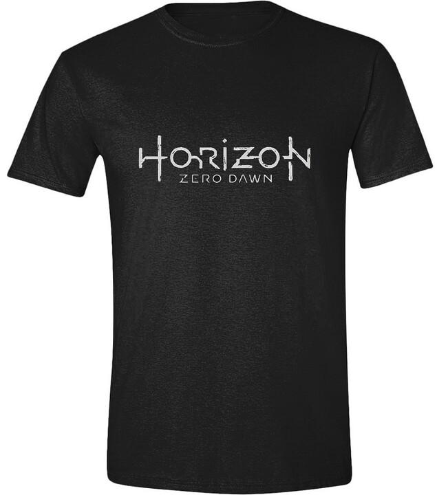 Tričko Horizon: Zero Dawn - Logo (S)