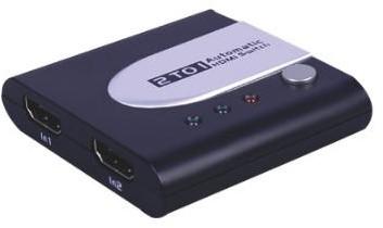 PremiumCord HDMI switch 2:1 automatický