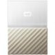 WD My Passport Ultra Metal - 1TB, White/Gold  + 300 Kč na Mall.cz