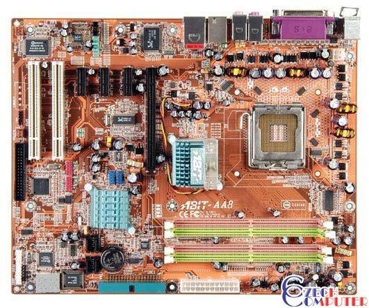 ABIT AA8 (INTEL ALDERWOOD-ICH6R) DRIVER FOR PC