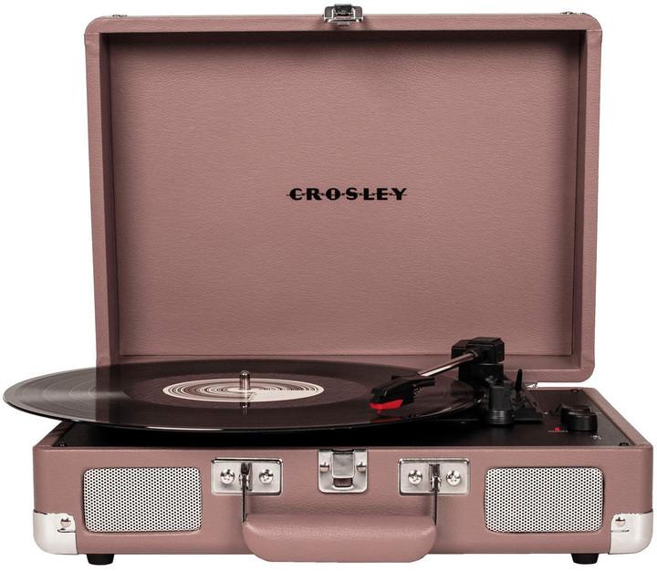 Crosley Cruiser Deluxe, purple ash