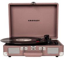 Crosley Cruiser Deluxe, purple ash - CR8005D-PS
