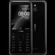 Nokia 8000 4G, Dual SIM, Black O2 TV Sport Pack na 3 měsíce (max. 1x na objednávku)