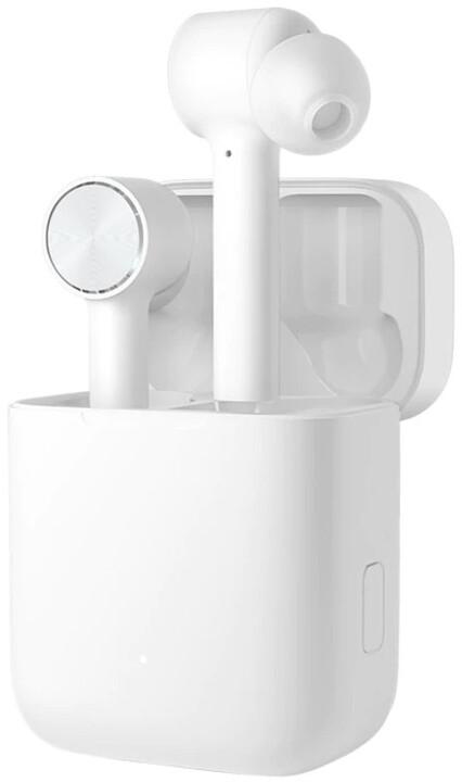 Xiaomi Mi True Wireless Earphones Lite, bílá