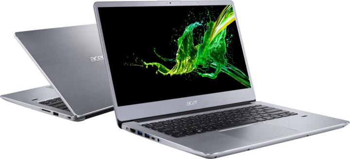 Acer Swift 3 (SF314-41-R7RF), stříbrná + záruka 3 roky