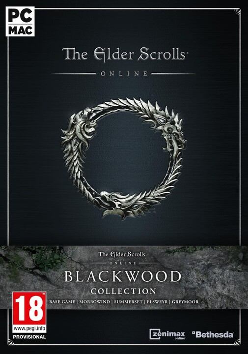The Elder Scrolls Online Collection: Blackwood (PC)