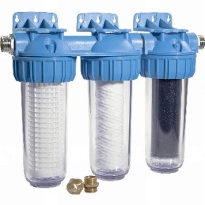Honeywell Triplex filtr dešťové vody