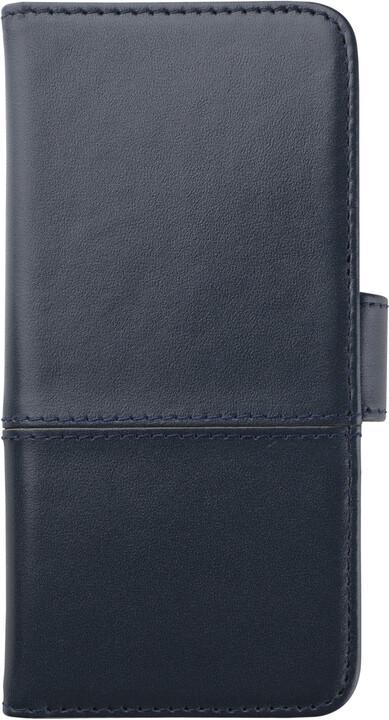 Holdit Wallet Case magnet Apple iPhone 6s,7,8 - Blue Leather
