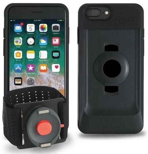TigraSport sada FitClic Neo Runner pro iPhone 6s+/7+/8+