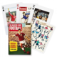 Hrací karty Piatnik Poker - Football Legends