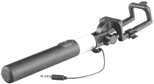 MadMan selfie tyč MOVE 72 cm, černo/stříbrná (monopod)
