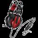 Genius GX Gaming HS-G710V, černá/červená