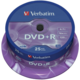 Verbatim DVD+R General 16x 4,7GB spindl 25ks