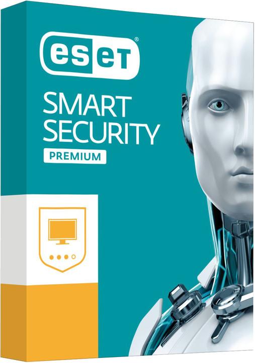ESET Smart Security Premium pro 4PC na 36 měsíců, prodloužení