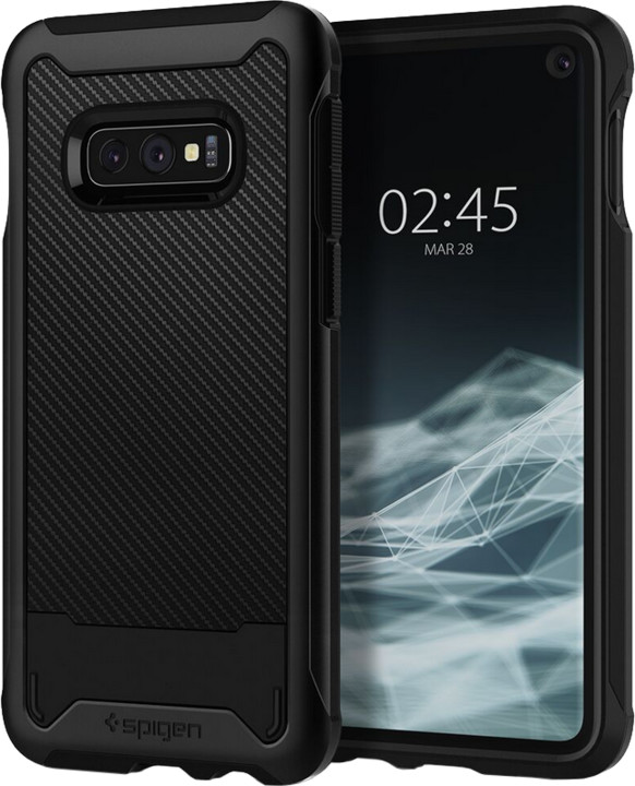 Spigen Hybrid NX Galaxy S10e, černá