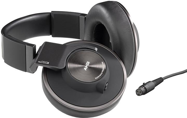 AKG K550 MKIII, černá