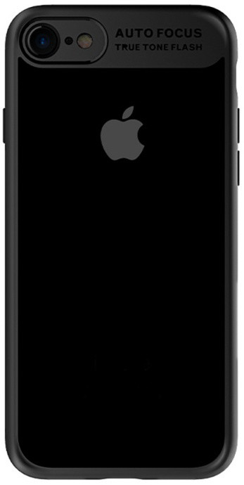 Mcdodo iPhone 7/8 PC + TPU Case, Black