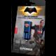 Tribe DC Movie Superman USB nabíječka do auta - Černá