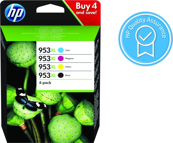 HP 3HZ52AE č. 953XL multipack