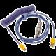 Ducky Premicord, USB-C/USB-A, 1,8m, Horizon