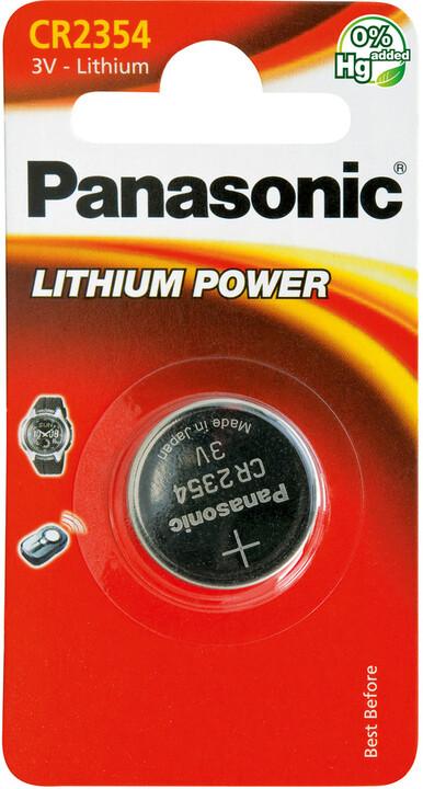 Panasonic baterie CR-2354 1BP Li