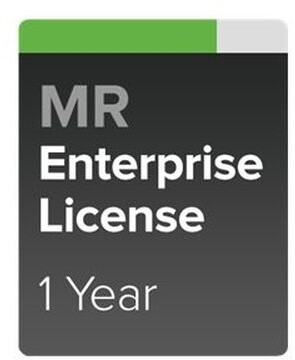 Cisco Meraki MR Enterprise, 1 rok