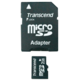 Transcend Micro SD 2GB + adaptér