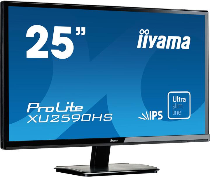 """iiyama ProLite XU2590HS-B1 - LED monitor 25"""""""