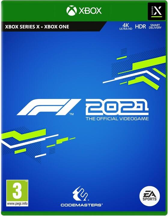 F1 2021 (Xbox)