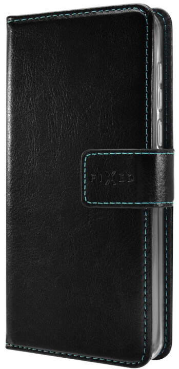 FIXED Opus pouzdro typu kniha pro Huawei Nova, černé