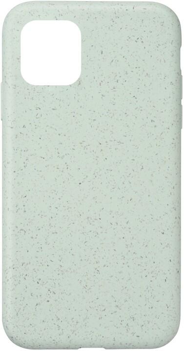 CellularLine kompostovatelný eko kryt Become pro Apple iPhone 12/12 Pro, zelená