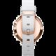 Pebble SmartWatch Time Round, 14mm pásek, rose/zlatá