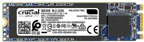 Crucial MX500, M.2 - 1TB