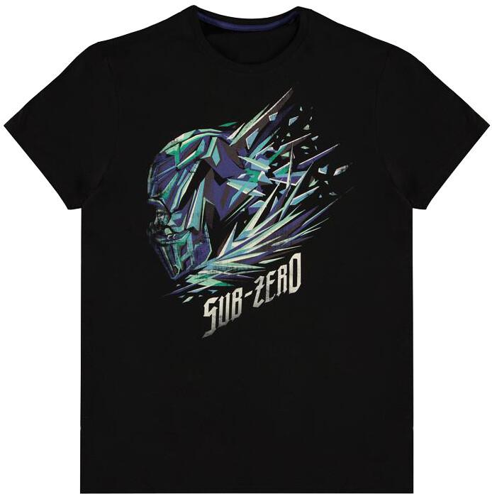 Tričko Mortal Kombat: Sub-Zero Ice (L)