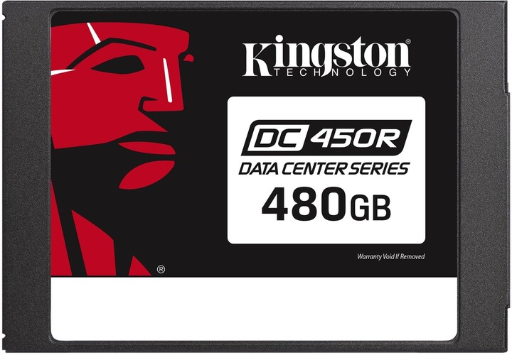 "Kingston Enterprise DC450R, 2.5"" - 480GB"