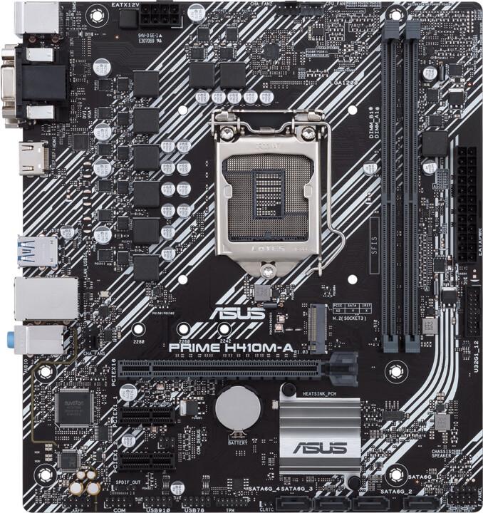 ASUS PRIME H410M-A - Intel H410