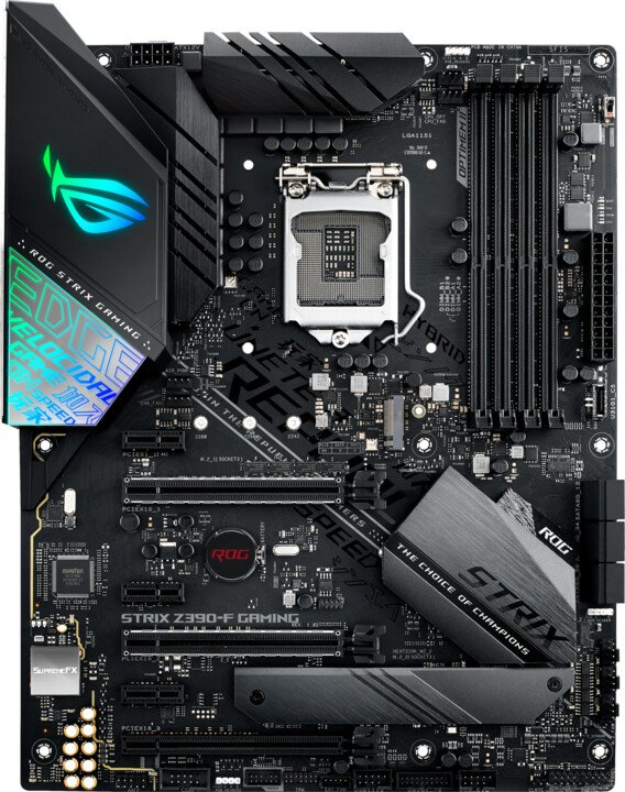 ASUS ROG STRIX Z390-F GAMING - Intel Z390