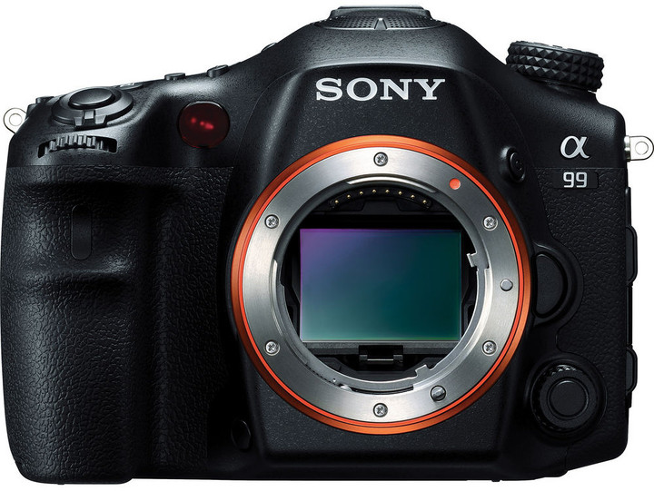 Sony ALPHA SLT-A99V, tělo