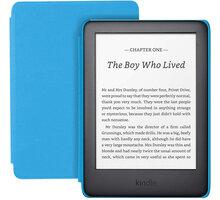 Amazon New Kindle 2020 8GB, černá + modré pouzdro - sponzorovaná verze - PRE188