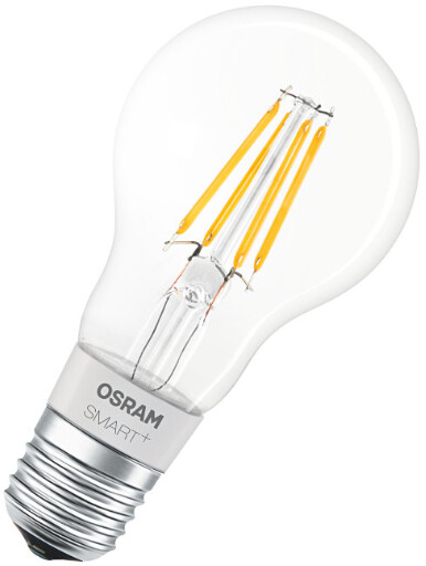 Osram Smart+ Filament Classic - LED žárovka Apple HomeKit, 5,5W, E27