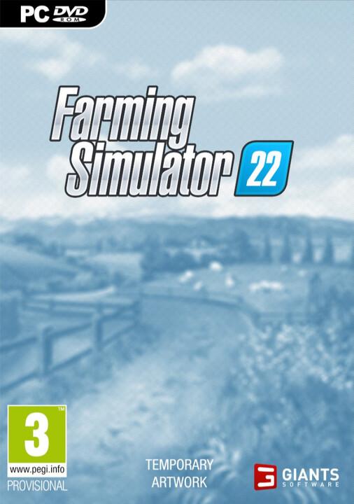 Farming Simulator 22 (PC)