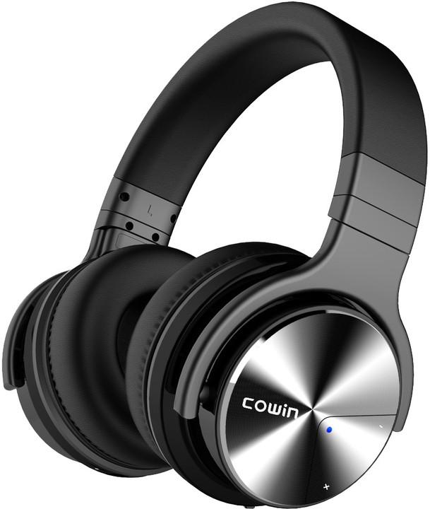 Cowin E7 PRO ANC, černá