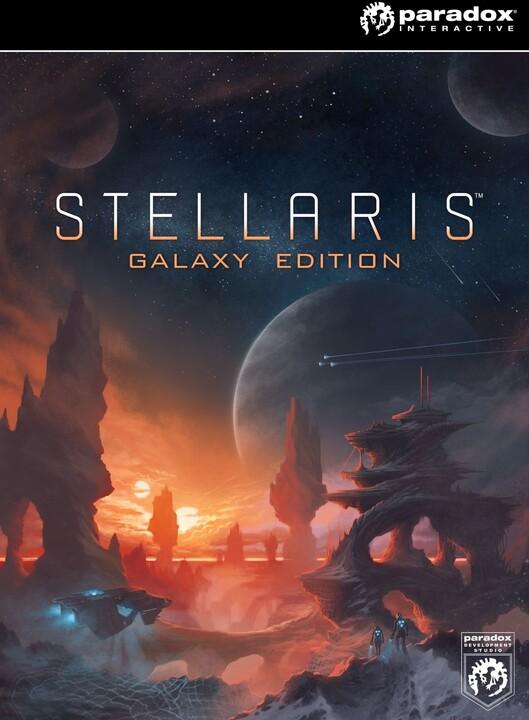Stellaris (PC) - elektronicky
