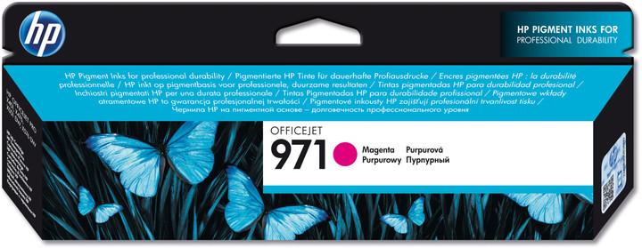 HP CN623AE, magenta, č. 971