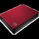 Seagate Backup Plus Portable 5TB, červená  + Voucher až na 3 měsíce HBO GO jako dárek (max 1 ks na objednávku)
