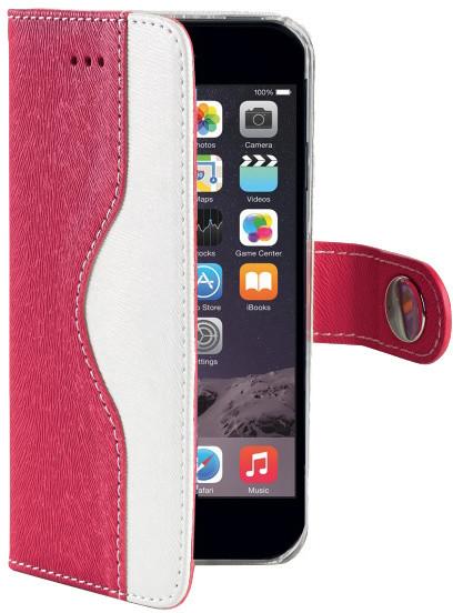 CELLY Onda pouzdro pro iPhone 6, růžová
