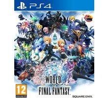 World of Final Fantasy (PS4) - 5021290074910